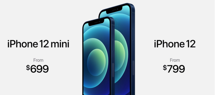 新iPhone正式发布,四大机型全面5G!苹果稳了