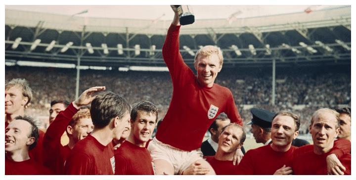 英格兰足球史上的十大巨星