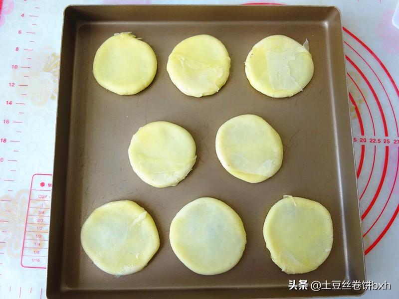 孩子總點是名要的小酥餅,不用餳面,怎麼吃都沒夠,特簡單