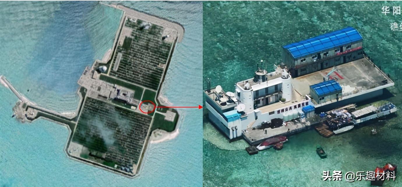 绿化狂魔?祖国有人驻守最南端华阳岛变成了海上森林