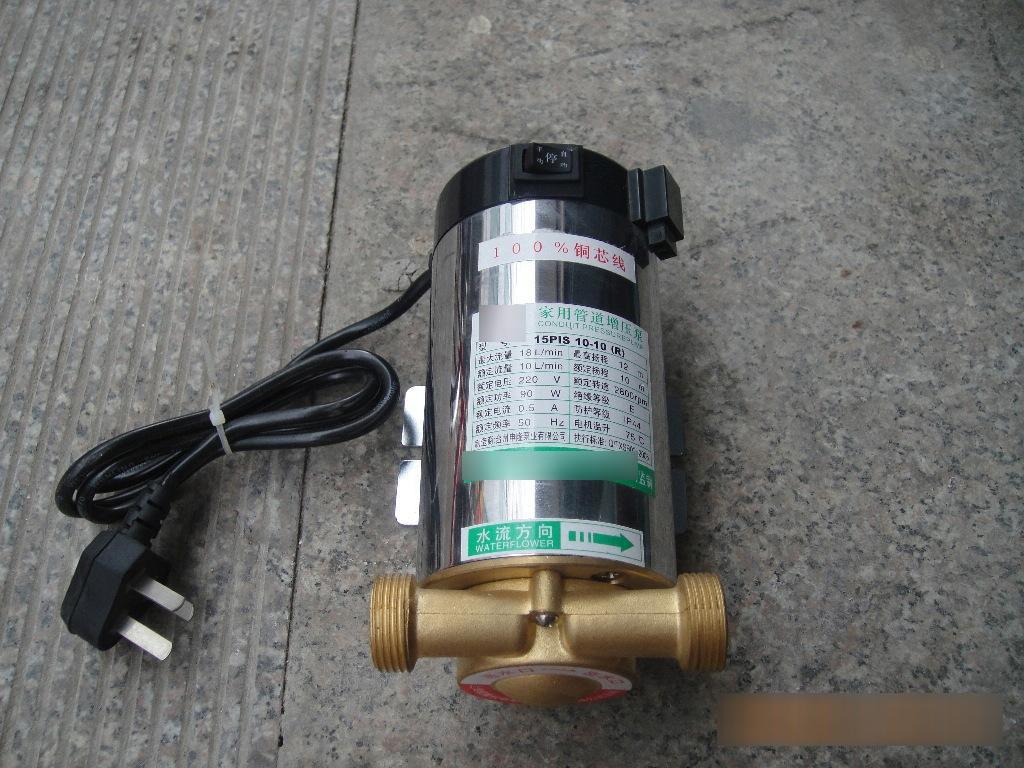 装增压泵,水压上升但用水嗡嗡响,我想一招:包隔音棉,看看效果 隔音效果 第5张