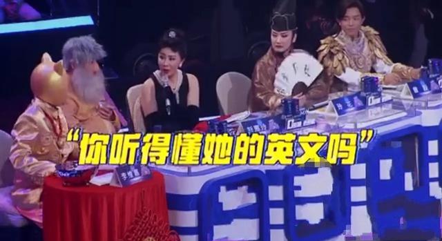 吴昕模仿泰勒斯威夫特,被刘嘉玲调侃:你听懂她的英文吗?