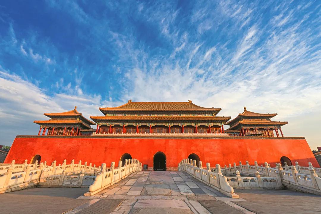 双门晓锁响朱扉——略述中国古代官式建筑之门