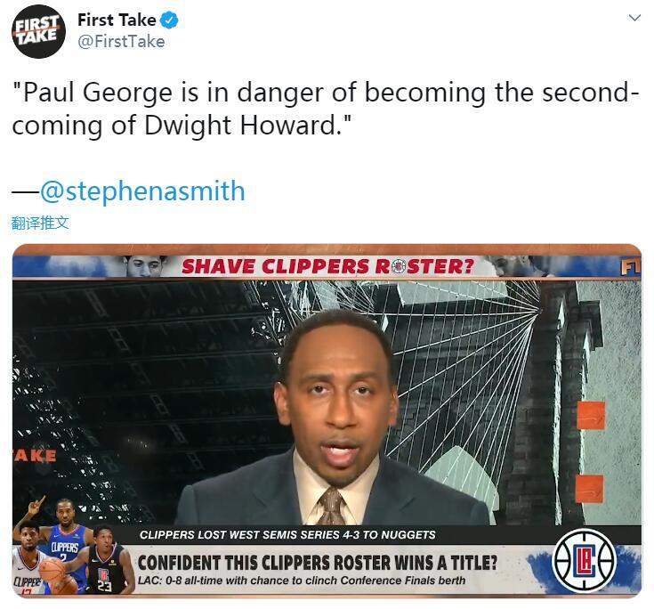 名嘴吐槽喬治可能淪為魔獸?庫茲馬挺身而出,魔獸機智回應,詹姆斯也出聲附和!-黑特籃球-NBA新聞影音圖片分享社區