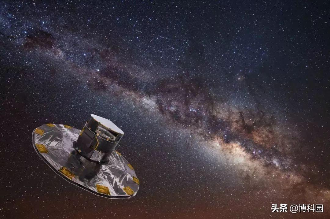 银河系中的最大结构被发现,长达9000光年,但直到现在才看到它