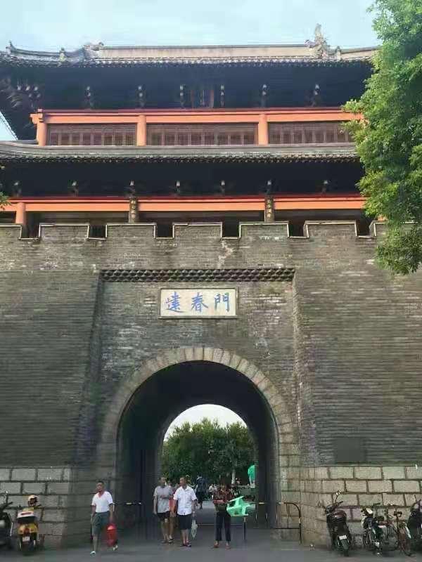 潇湘神·秋思赣州