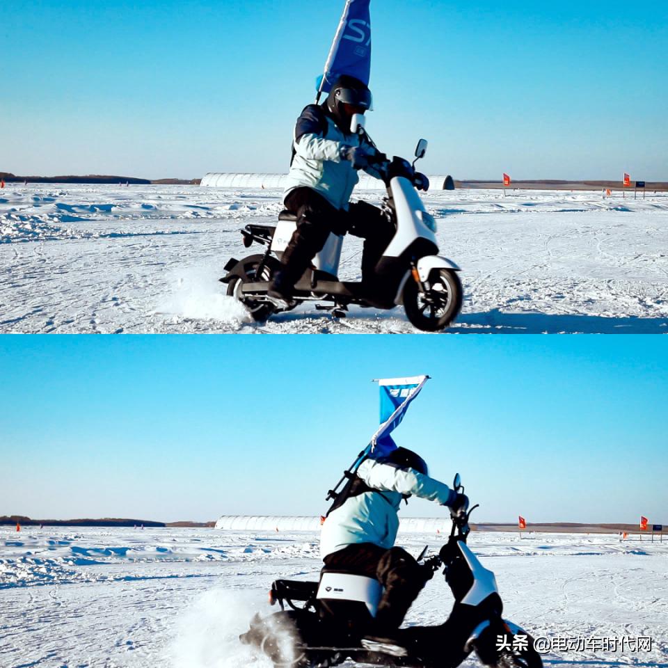 星恒超鋰S7-20℃極寒測試:續航里程高達91.08公里