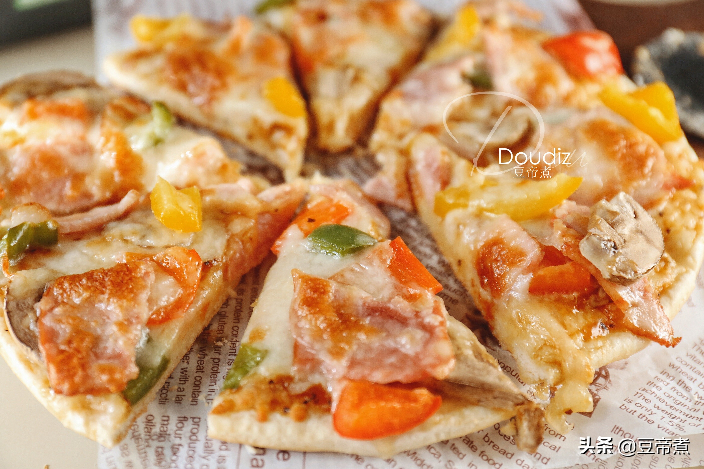 真相了,自己烤披薩,不拉絲不好吃的原因在這,從起步你就做錯了