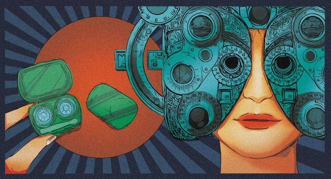 """角膜塑形镜能矫正近视?手机APP存在语音窃听?3月""""科学""""流言榜来啦!"""