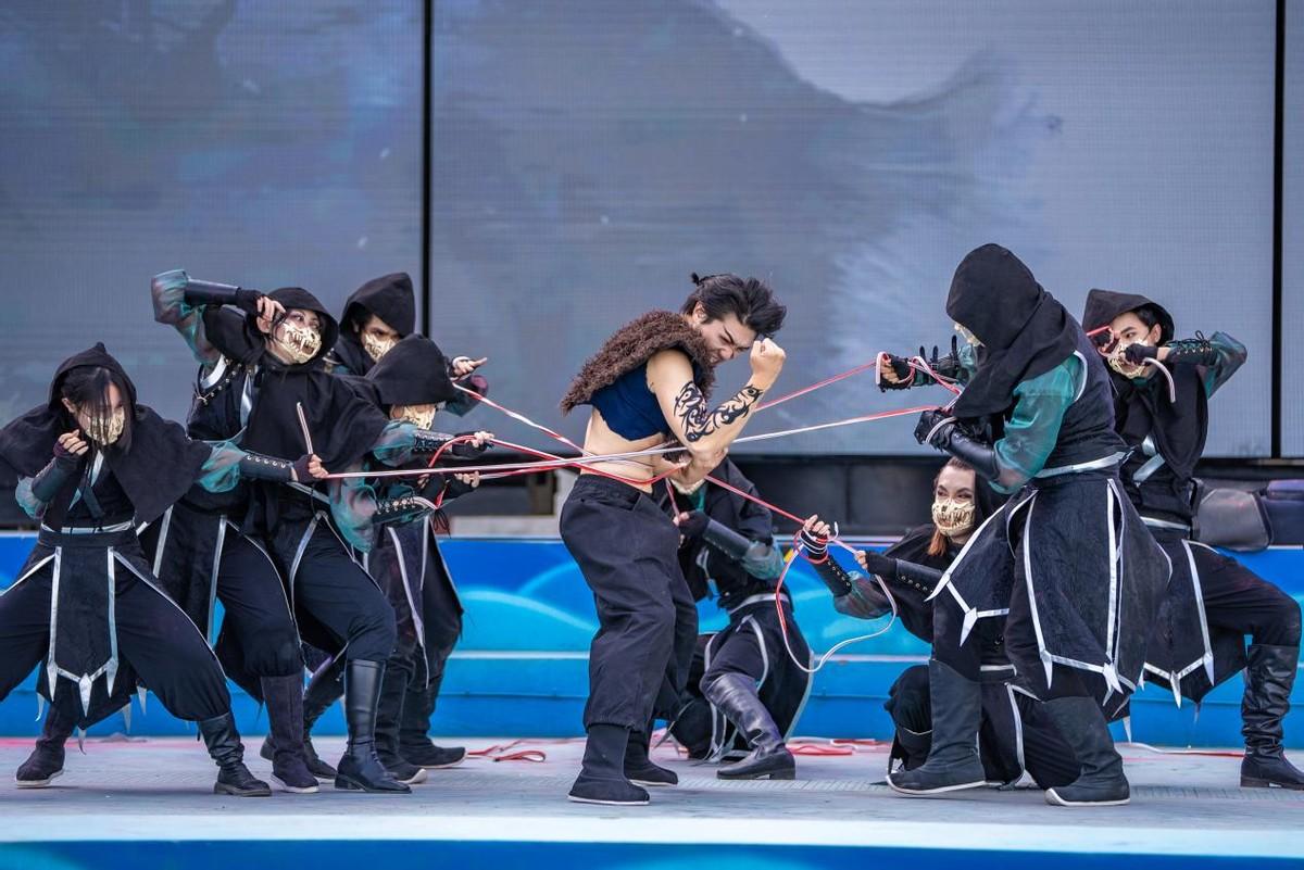 2021ChinaJoy大赛北京赛区晋级赛圆满落幕