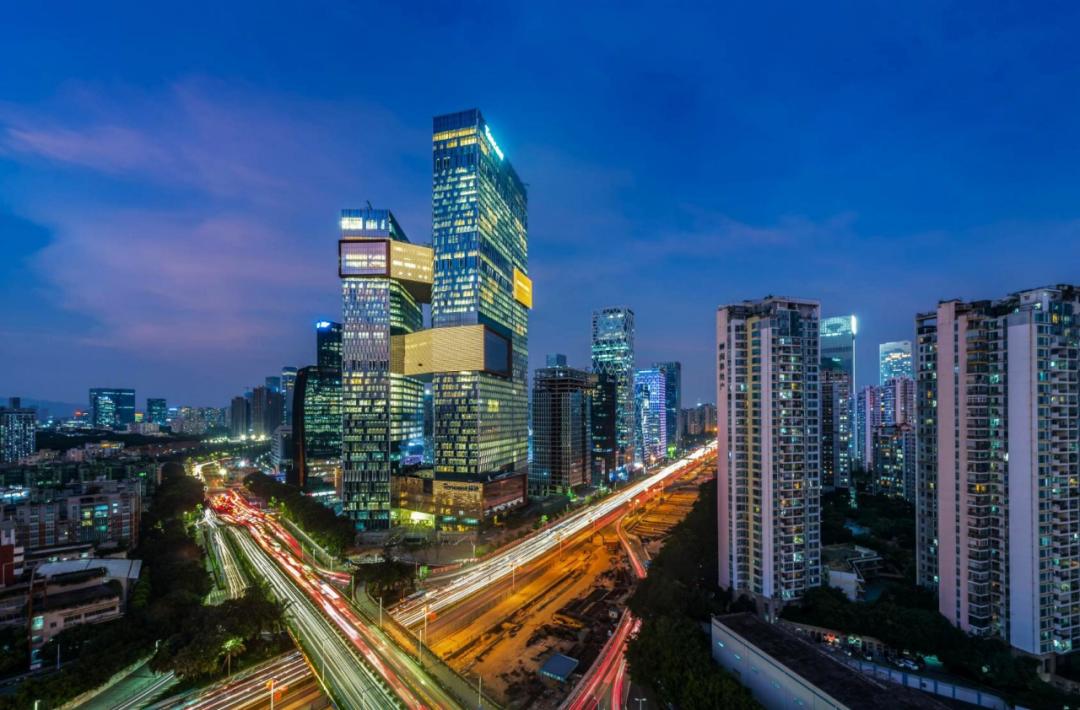 深圳南山:这片热土已诞生70多万家企业