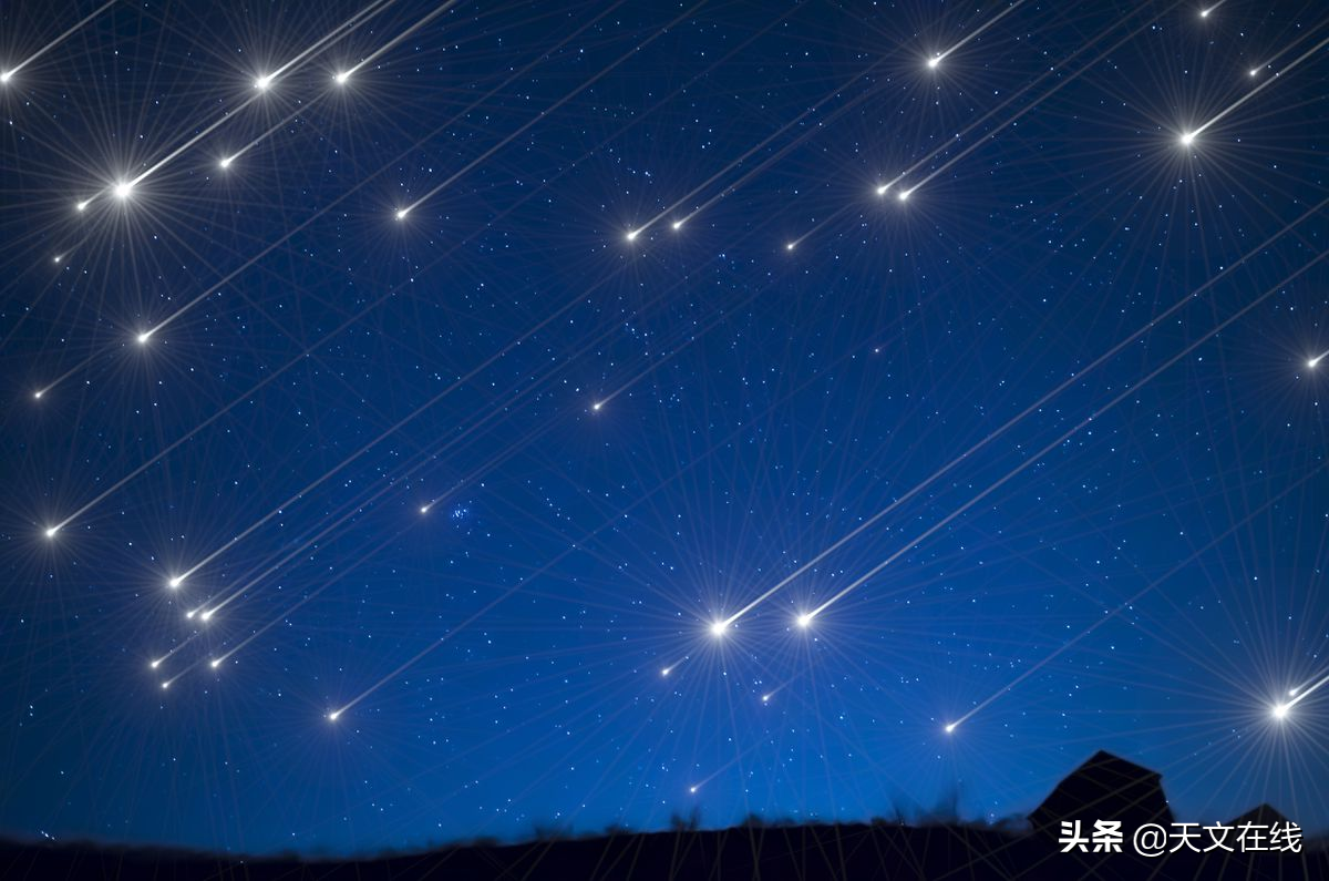 请定好您的闹钟,本周!天琴座Eta流星雨即将来临