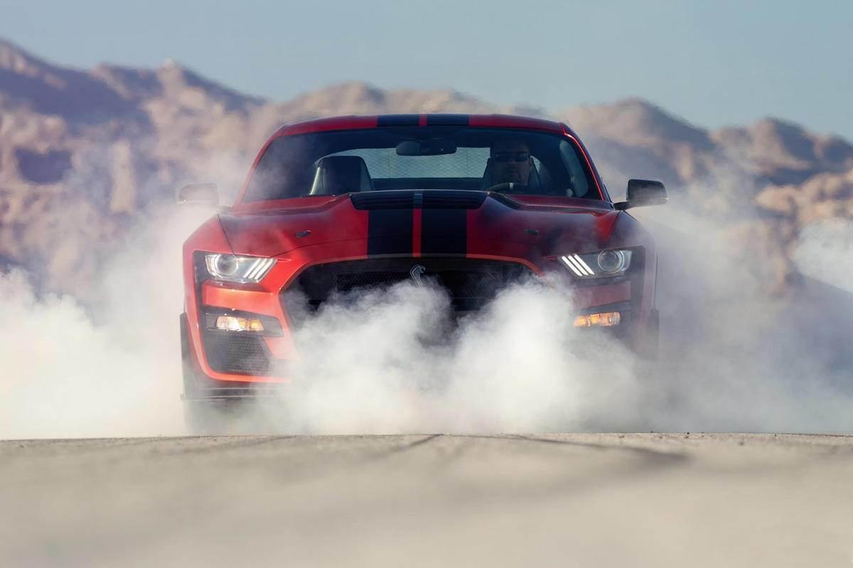 连保时捷都成了街车,换代Mustang还有救吗?
