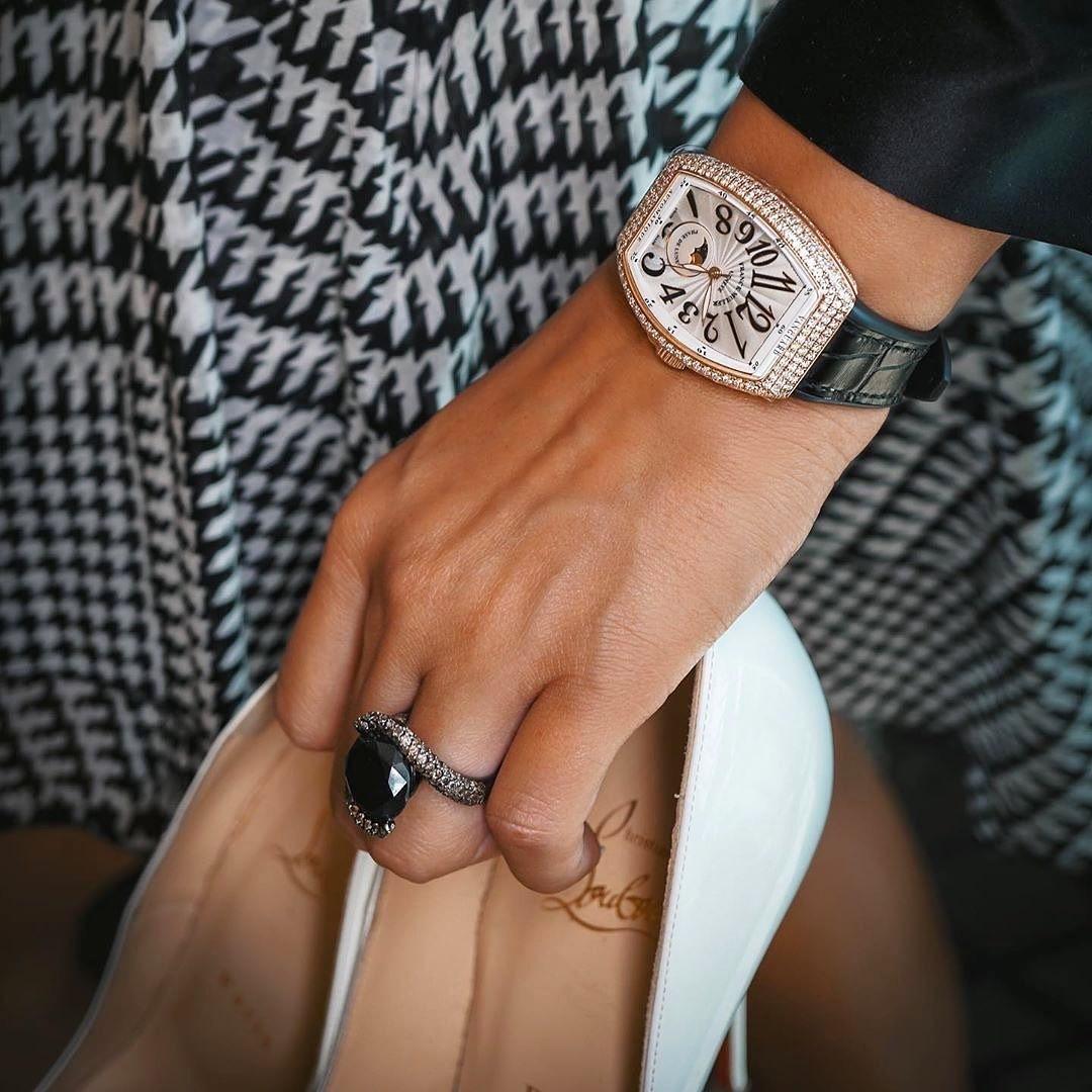 戴这块表,没有一辆法拉利还真压不住