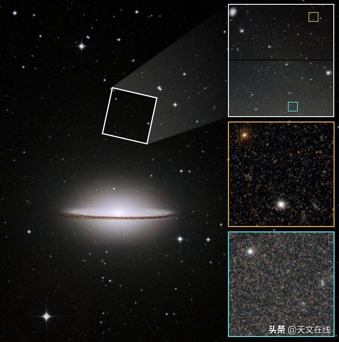 """比太阳重10倍的黑洞,形成了一顶发光的""""墨西哥大草帽"""""""