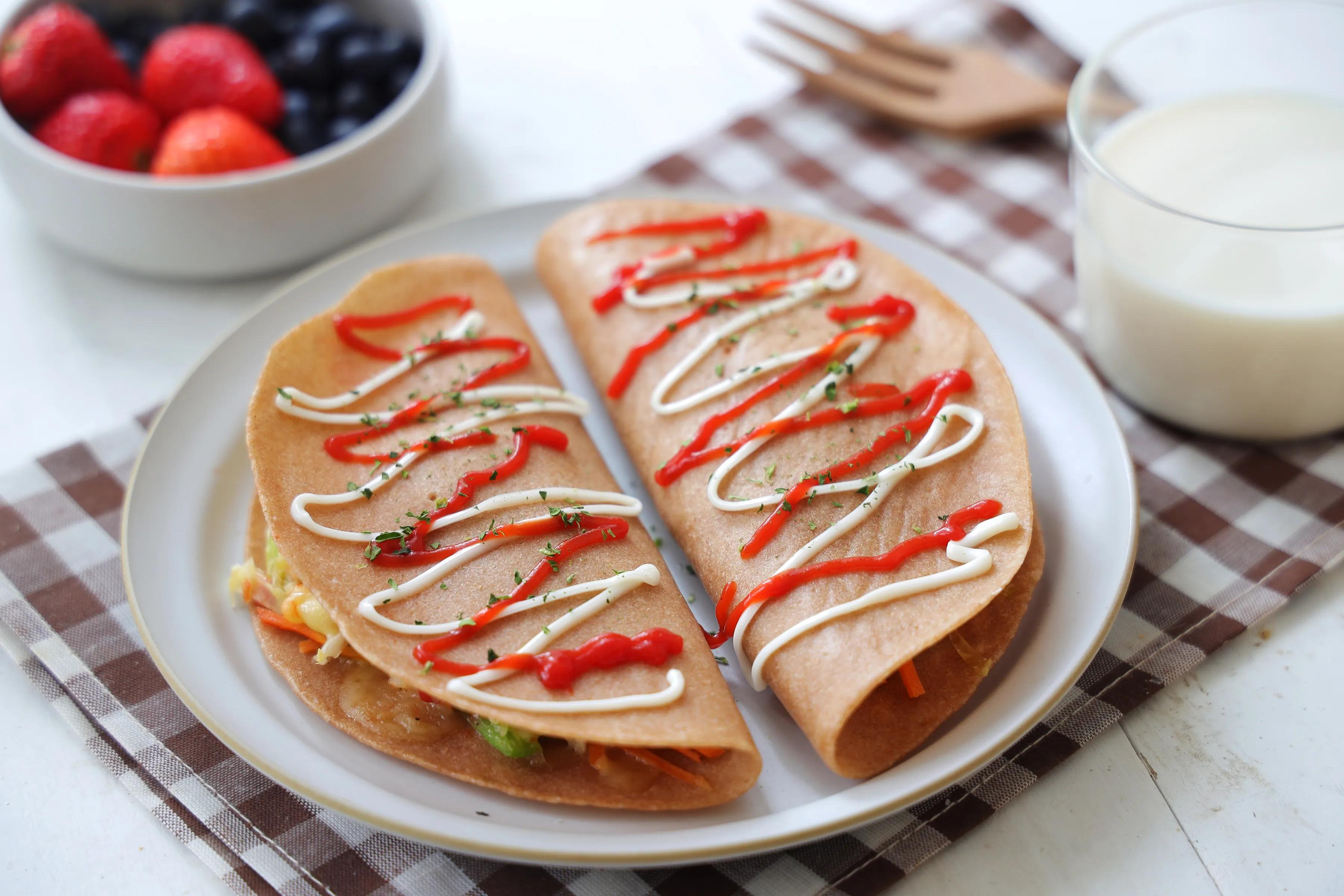 超棒的減脂早餐,葷素搭配,低脂高蛋白,微波爐幾分鐘就搞定了