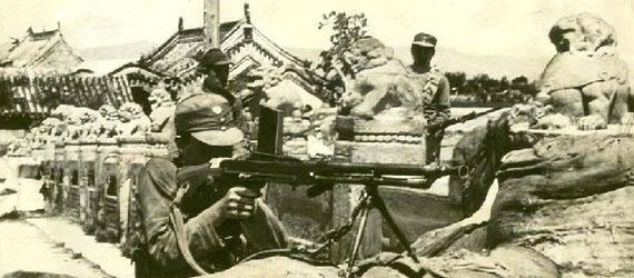 抗日战争时期,为什么中山陵没被日本人破坏?