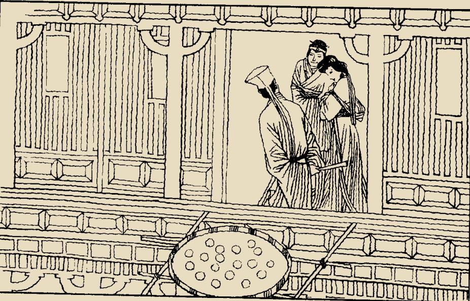 古代奇幻神仙故事-太阴夫人
