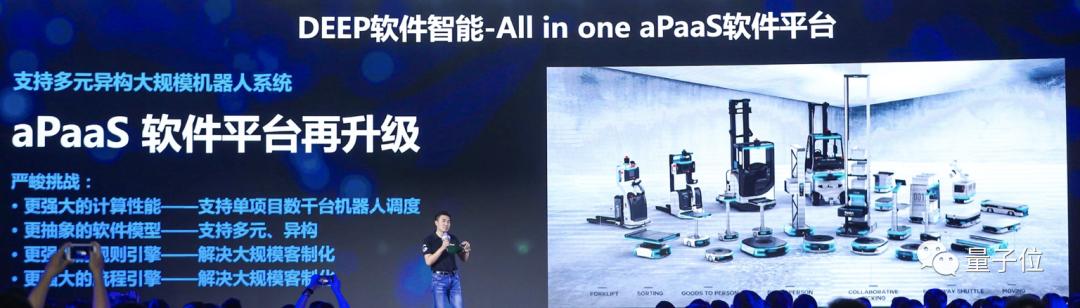 两家外企的长三角仓库,活儿竟全被中国机器人承包了
