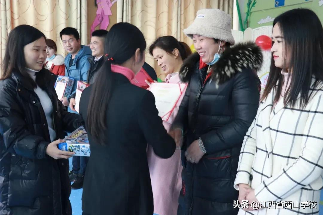江西省西山学校幼儿园期末成果汇报展示活动