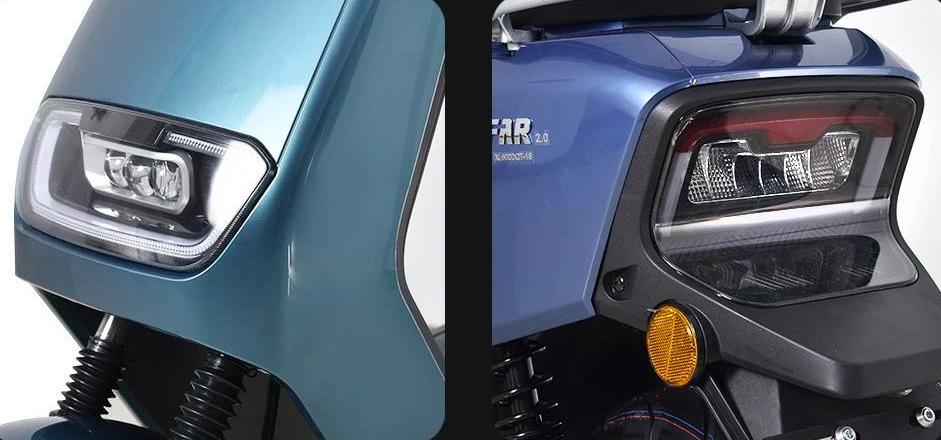 2款长续航电动车发布,最大可配96V大电瓶,能跑180公里