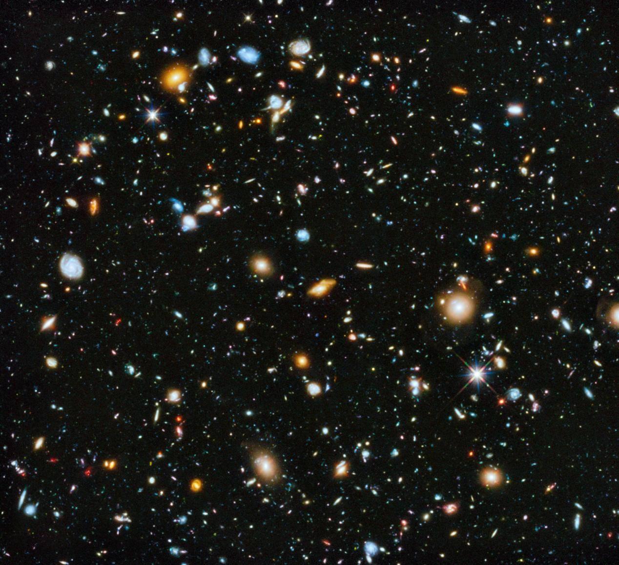 为何拥有如此多星星的宇宙依然很黑暗?