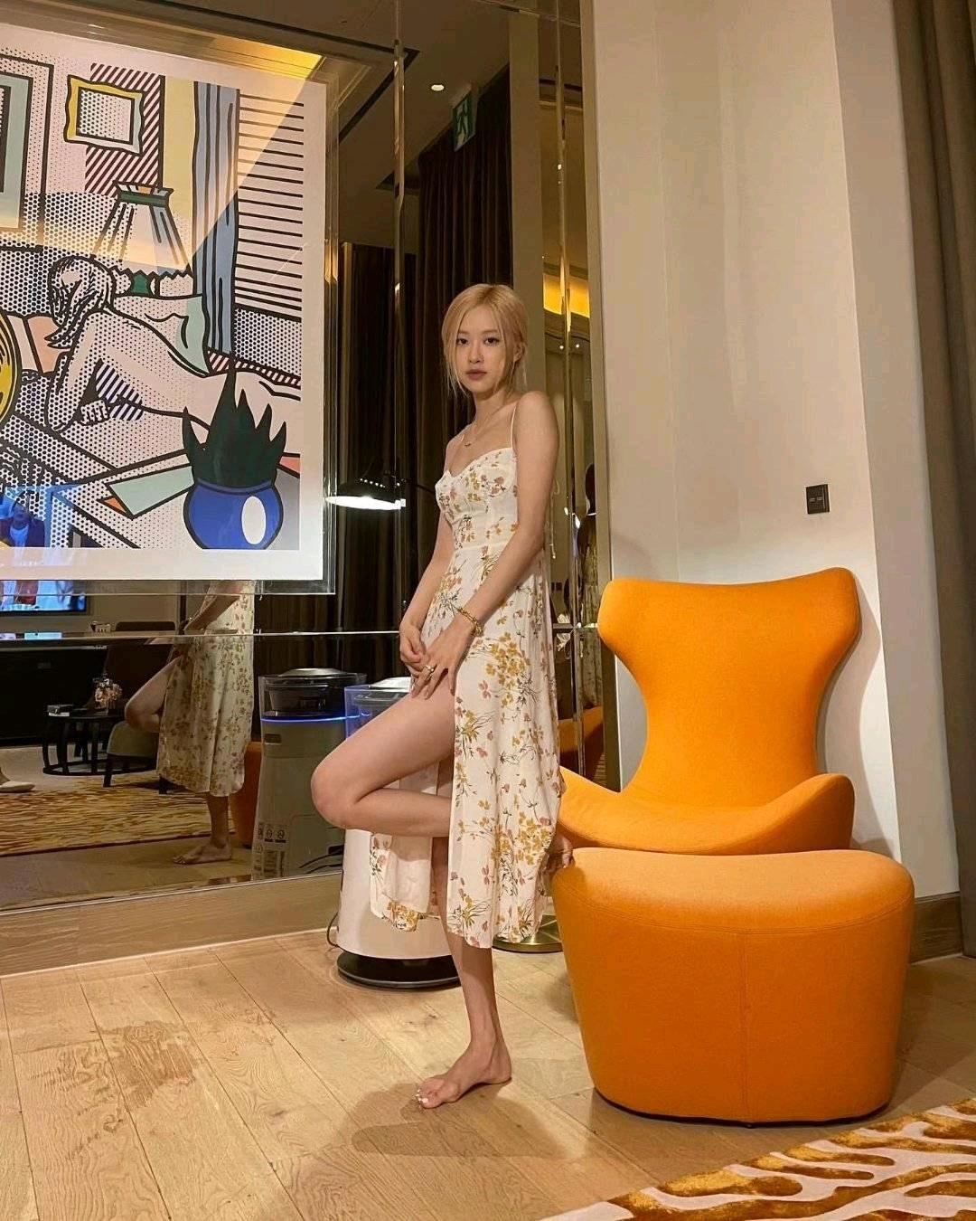 BLACKPINK ROSE住上太阳和闵孝琳结婚的酒店,房价一夜2000万
