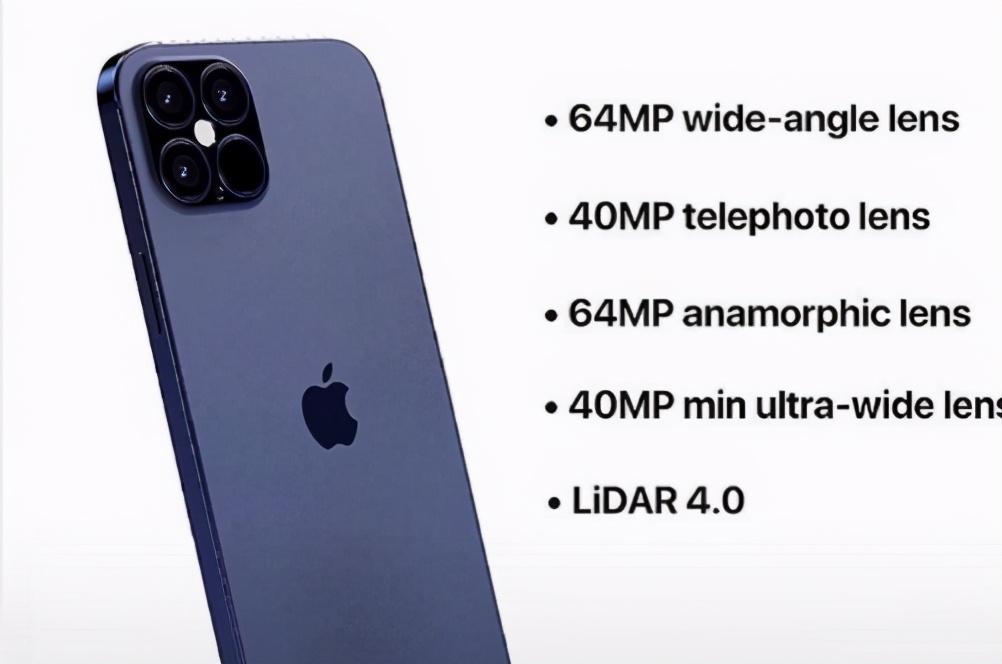 iPhone 13意外曝光,刘海依然在,但升级很明显