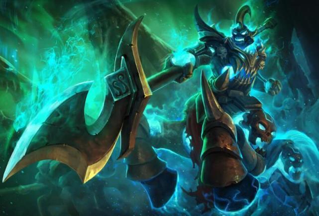 LOL新英雄曝光,暗影岛的主人上线,锤石和人马是他的手下