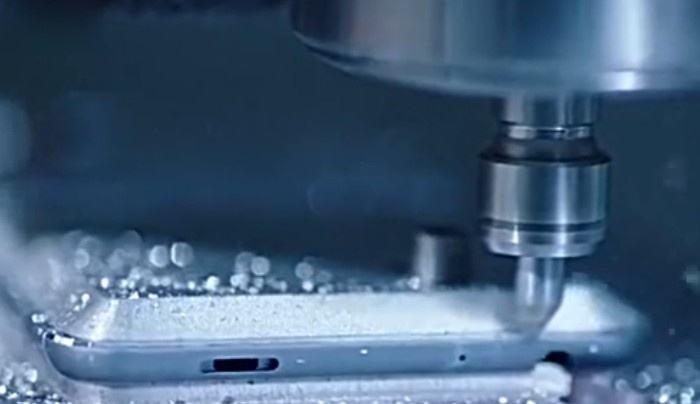 铝合金模锻件的高速切削加工