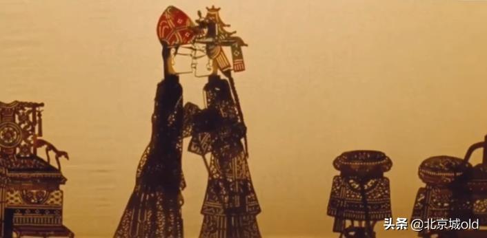 京味儿传统文化艺术,追根溯源话皮影儿,解析老北京驴皮影儿
