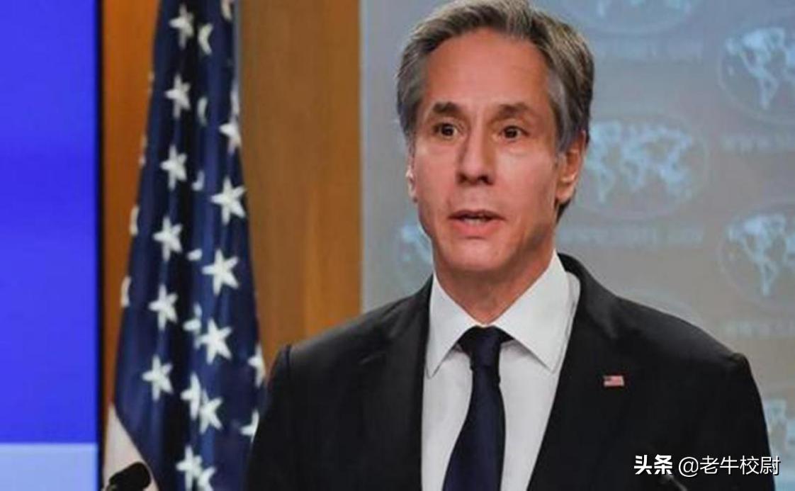 美军基地被炸后,五国外长发表联合声明,白宫底气大增