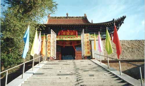 新疆历史小课堂——重镇奇台