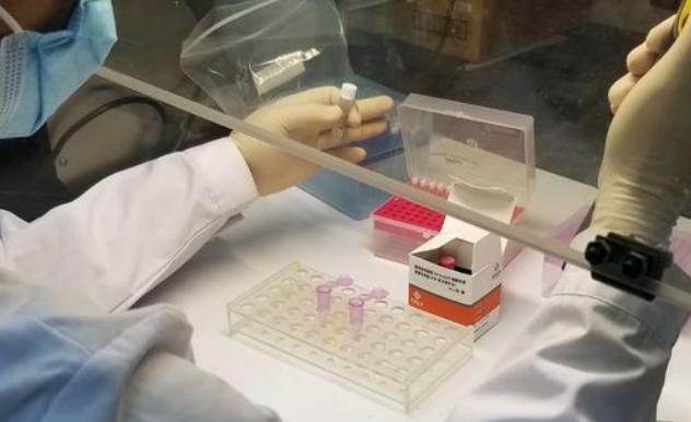 美媒:联邦政府警告州政府禁用中国核酸试剂盒,却没有证据