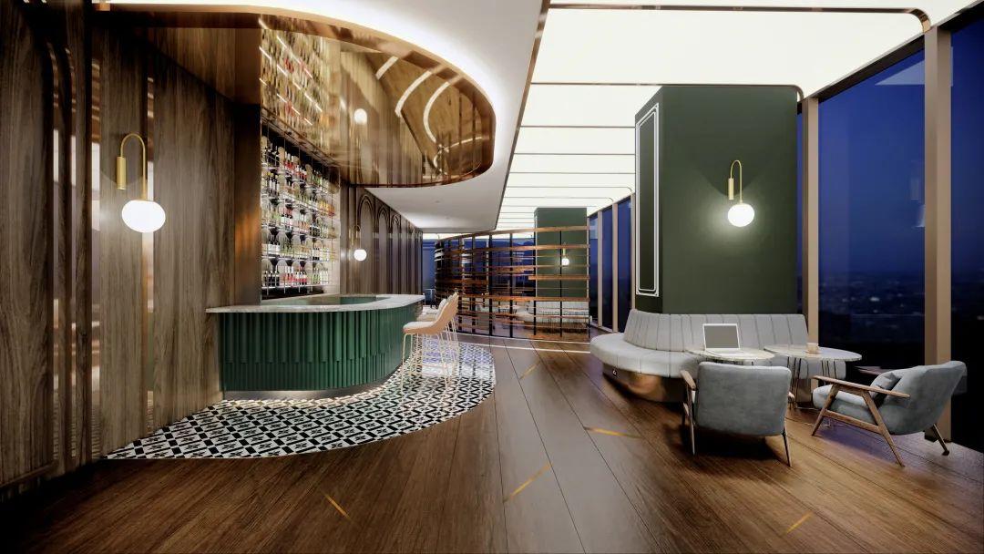 柬埔寨金边地标钻石岛新贵丨MESONG 金汇高端公寓