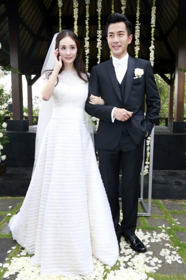 杨幂和刘恺威,真的爱过,离婚真相到底是什么,真不是刘恺威的错