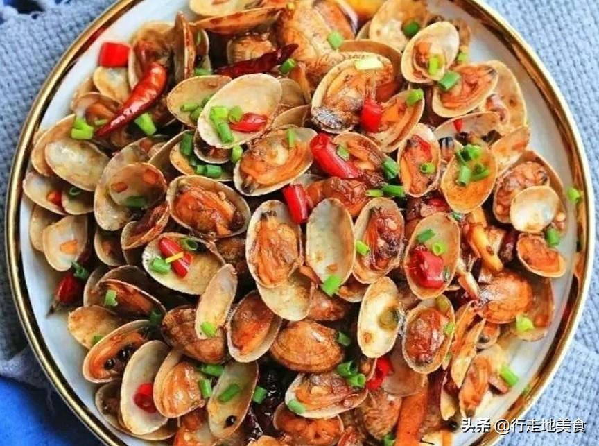 家常海鲜制作方法,鲜辣美味 美食做法 第7张