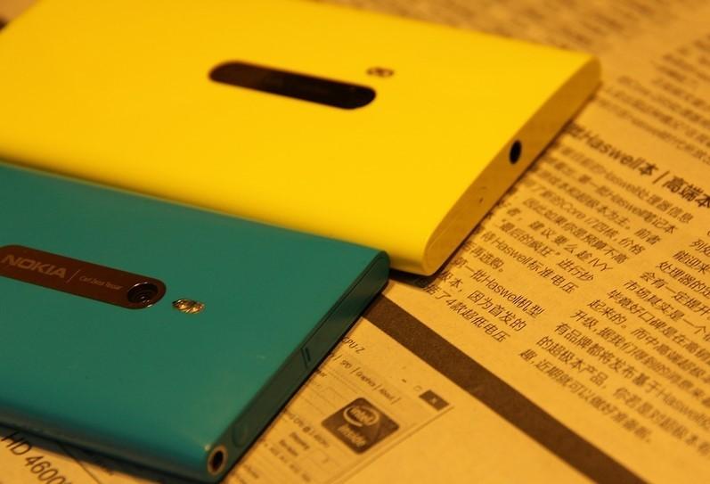 长相超过iPhone的Lumia920 换掉845后你能够买?