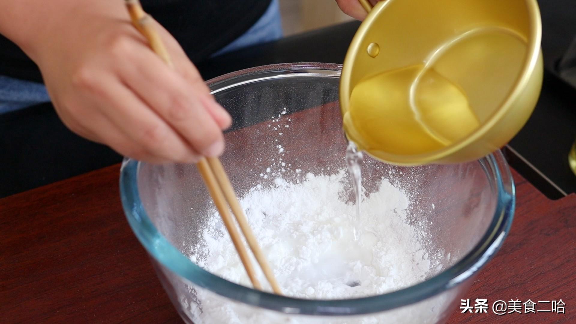 做凉粉时,别加盐提高筋性了,加上这种食材,怎么都甩不断 美食做法 第2张
