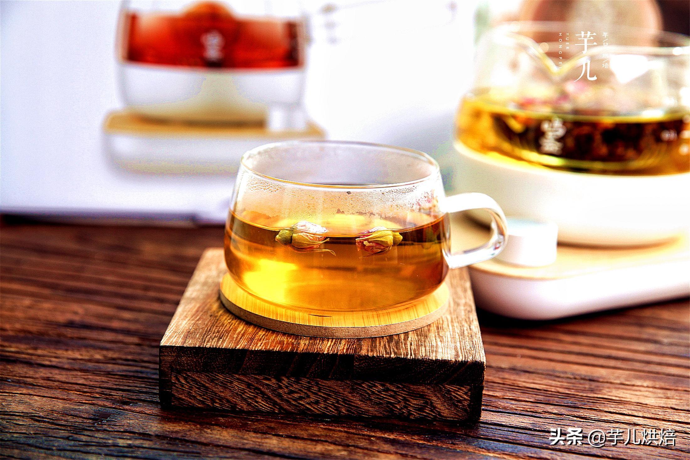 自制减肥茶配方有哪些,怎么做