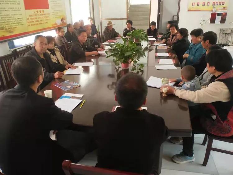 西安市长安区司法局:太乙宫司法所在新南村举办公共法律服务知识讲座