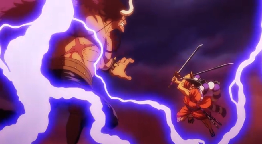 海賊王972集:史詩級的戰斗,我願稱之為「和之國篇」最強一集