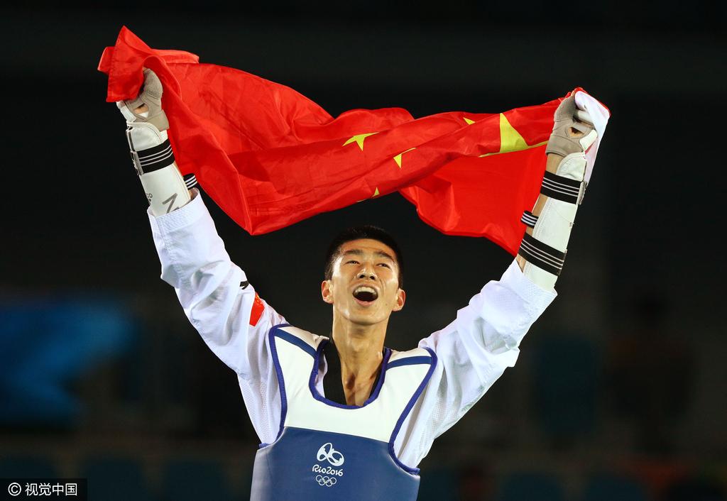 朱婷和赵帅同时担任中国奥运旗手,为何会选择双旗手?