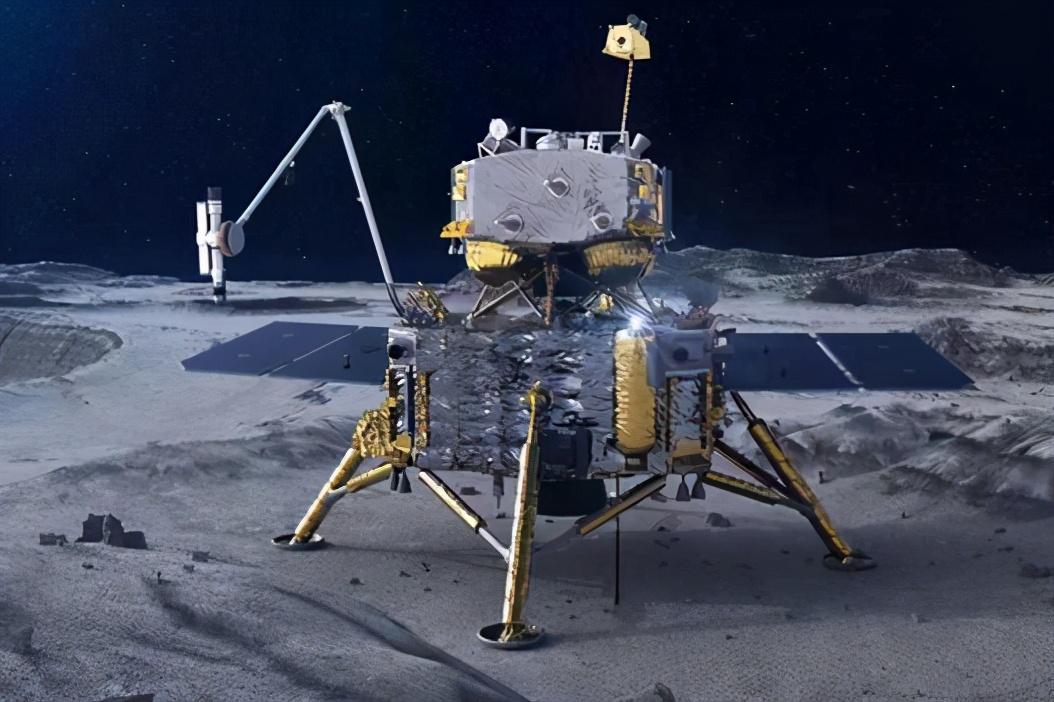 """中国""""嫦娥登月"""",美国""""天眼失明"""",震动全球航天领域的一天-第1张图片-IT新视野"""