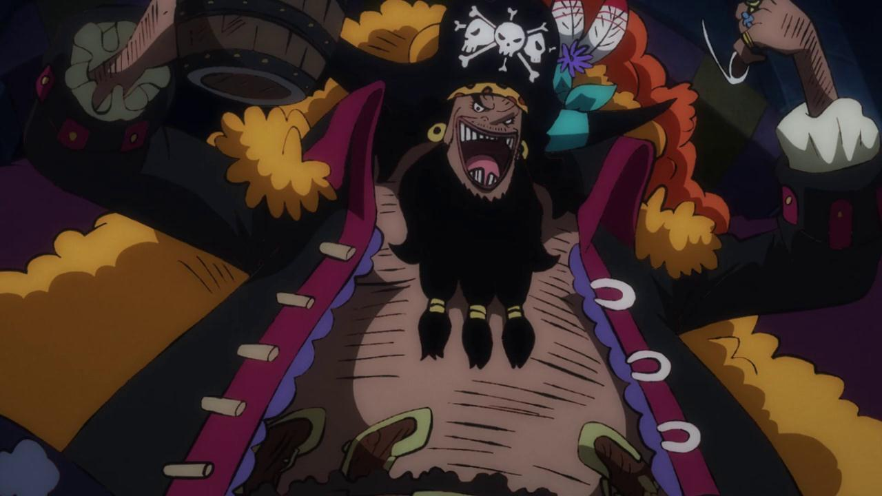 海賊王中四皇皆有弱點,大媽的防御可破,凱多太依賴果實