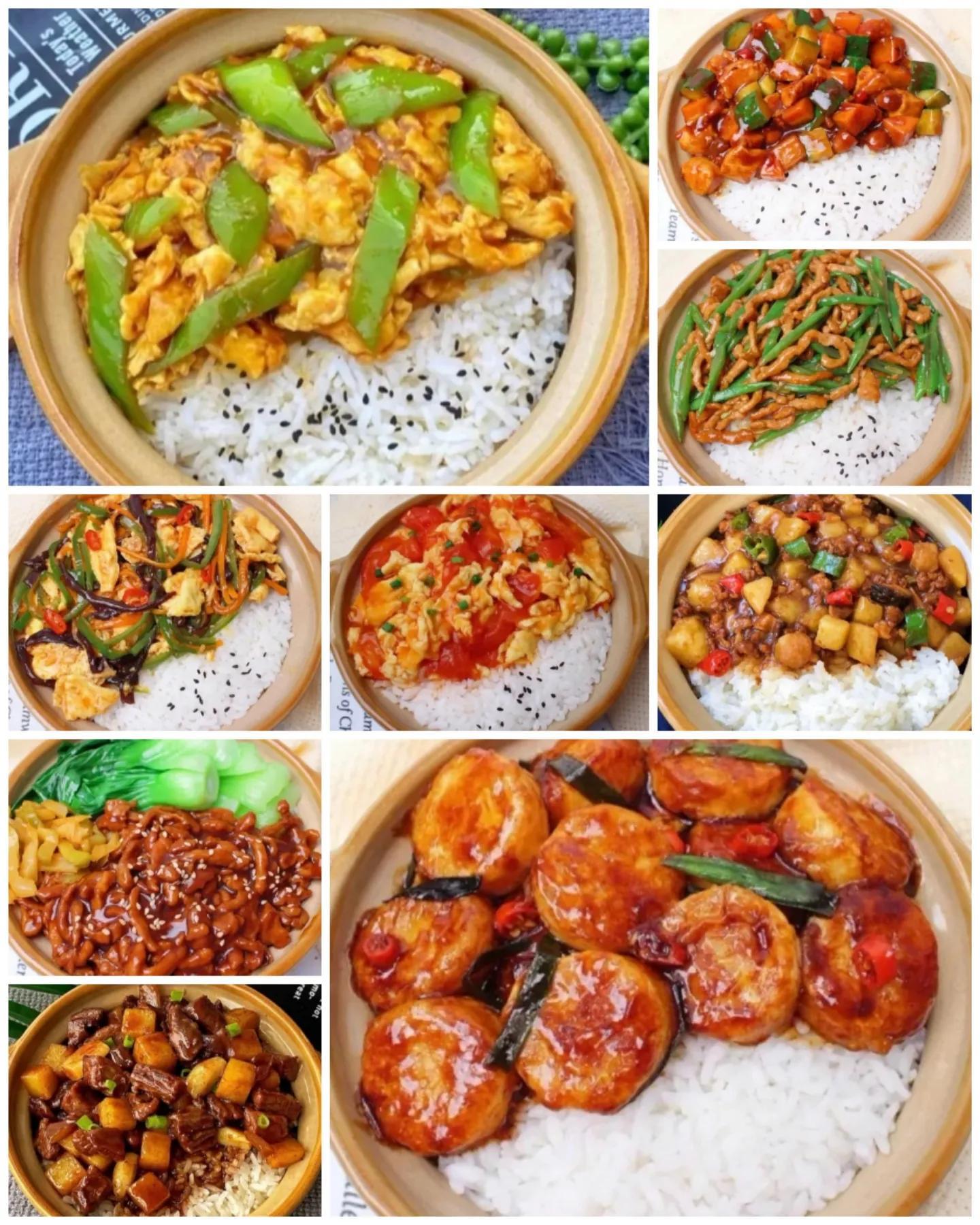 10种盖饭的做法 美食做法 第1张