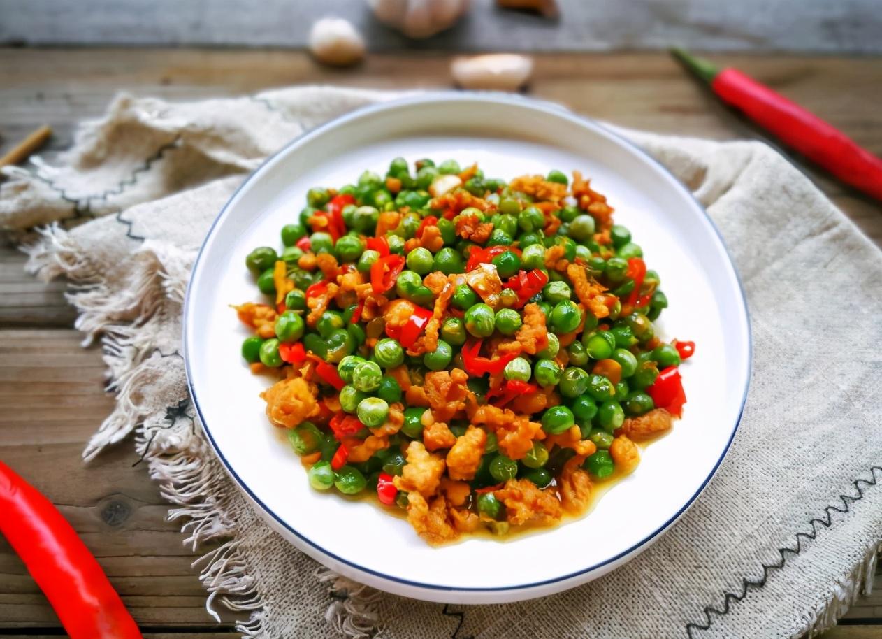 剥好的豌豆米,别直接冷冻,学会1个技巧,放1年还新鲜,又绿又嫩 美食做法 第9张