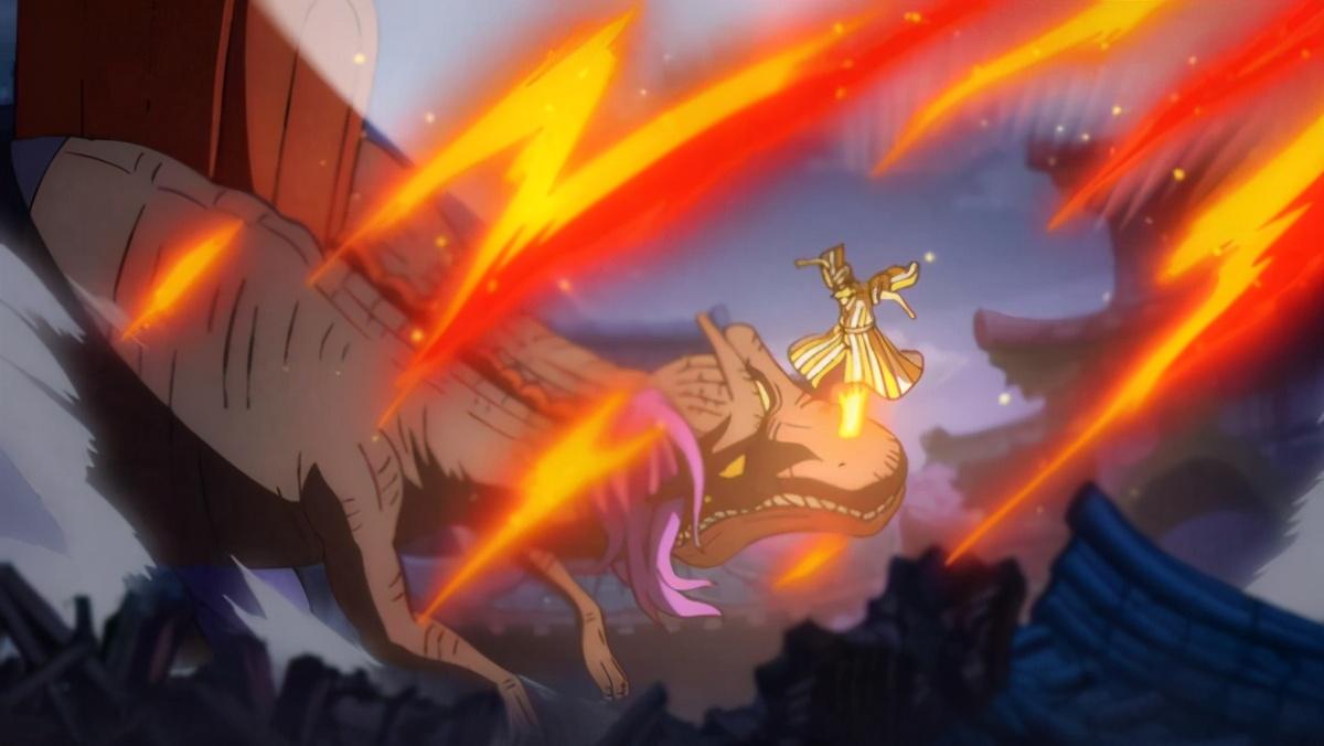 海賊王1004:山治將被羅賓解救,最終對位可能是佩吉萬或燼