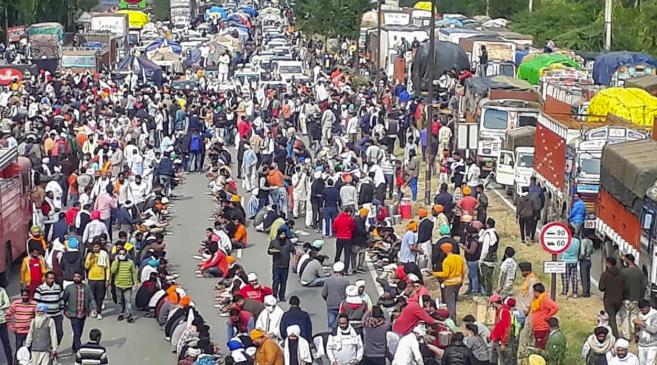 确诊患者直逼千万,印度突然解雇数千名医护人员,引发大规模抗议