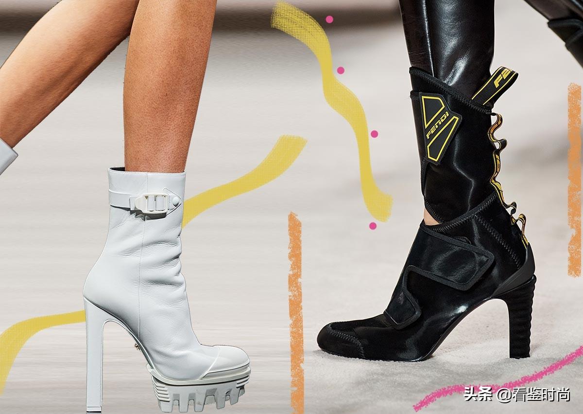 2020-2021秋冬,12个大的鞋靴流行趋势